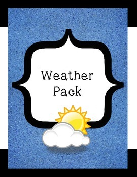 Weather Pack