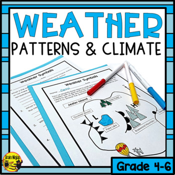 Weather Lessons- Climate/Weather Patterns