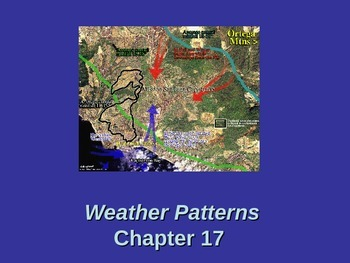 Weather Patterns - PowerPoint
