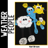Weather People Craftivity