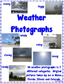 Weather Photographs