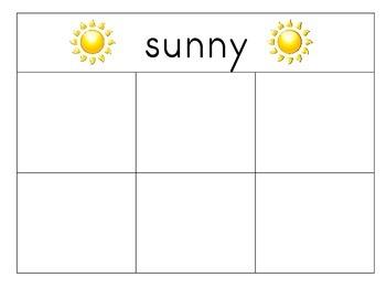 Weather Pictures sort