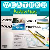 Weather Unit, Weather Activities