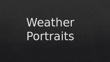 Weather Portraits