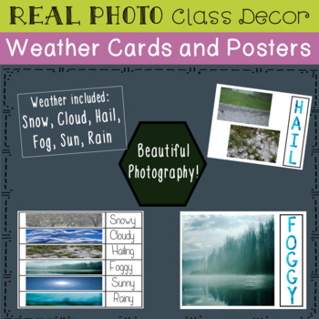 Weather Posters, Cards and More!