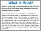 Weather Power Point: Wind, Clouds, Rain, Air Pressure....
