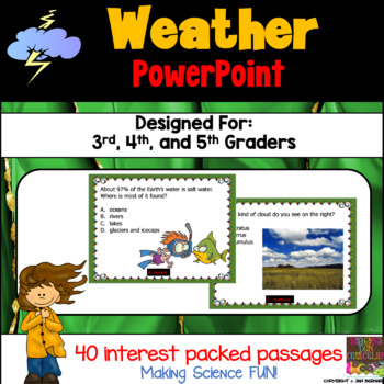 Weather PowerPoint