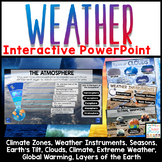 Weather PowerPoint - Interactive