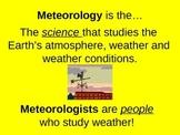 Weather PowerPoint Presentation