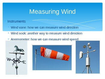 Weather Powerpoint Free Note Taking Guide Available