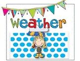 Weather - Precipitation