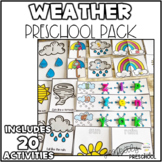Weather Preschool Pack