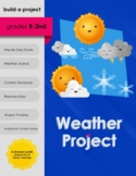 Weather Project K-2nd Grade