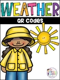 Weather QR Codes: 20 Stories for Science and Daily Five Listen to Reading