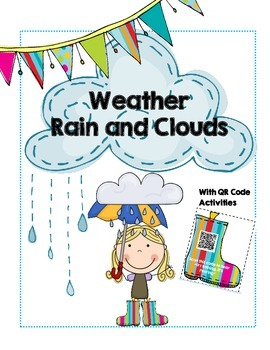 Weather - Rain and Clouds Science Water Cycle - optional Q