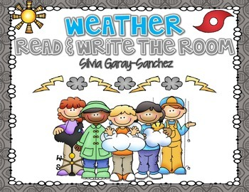 Weather Read and Write the Room Center