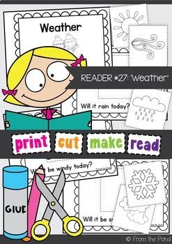 Weather {Emergent Cut Paste Reader}