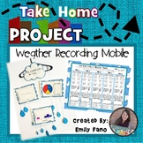 Weather Recording Mobile Take Home Project