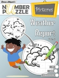 Weather Report Number Puzzle Pictures Volume II