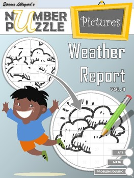 Weather Report Number Puzzle Pictures Volume II