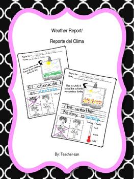 Weather Report - Reporte del Clima
