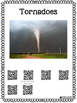 Weather Research with QR Codes