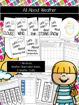 Weather Resource for First Grade