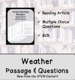 Weather Distance Learning