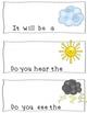 Weather Rhythmic Ostinato Cards