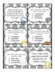 Weather SCOOT - 24 cards plus 6 blank- seasons, water cycle, tools, clouds, more