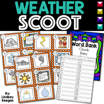 Weather SCOOT or Write the Room