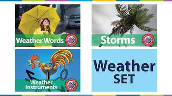 Weather SET Gr. 1-3