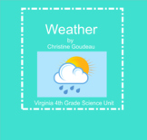 Weather SMARTboard Instructional Lesson - 26 Pages-Clips &