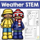 Weather STEM 10 Challenges