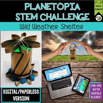 Weather STEM Challenge PAPERLESS VERSION