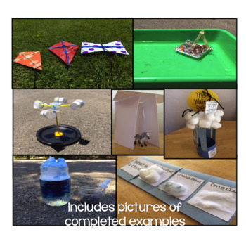 Weather STEM Challenges and Activities