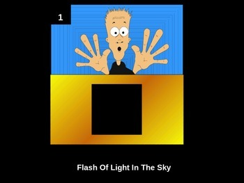 Weather Safety Hollywood Squares