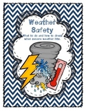 Weather Safety Posters