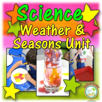 Science Weather and Seasons Unit