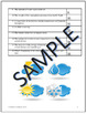 Weather Science Grades 4-6 Vocabulary Quiz and Word List