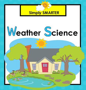 Weather Science SMARTBOARD