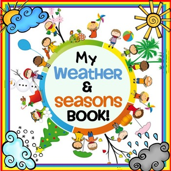 Weather & Seasons Book!