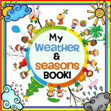 Weather & Seasons Book!