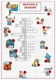 Weather & Seasons Crossword