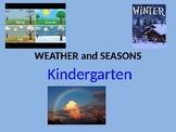 Weather Seasons ExC-ELL vocabulary Powerpoint
