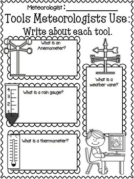 weather by 1st grade is wienerful teachers pay teachers. Black Bedroom Furniture Sets. Home Design Ideas