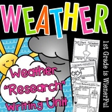 Weather | Distance Learning