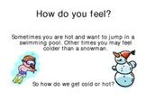 Weather & Seasons Powerpoint