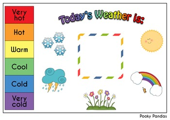 Weather - Seasons Unit