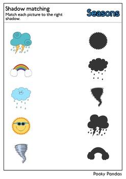 Weather - Seasons Unit